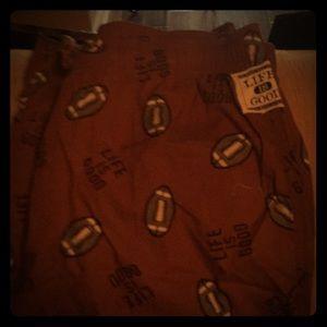 Life Is Good sleep pants
